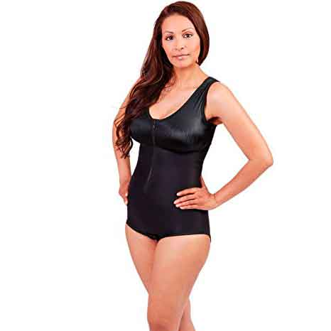 Abdominoplastia Post-operatorio quirúrgico Body Shaper cierre frontal
