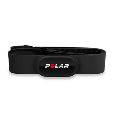 Polar H10 Sensor de ritmo cardíaco y seguimiento de la aptitud