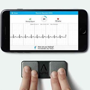 AliveCor Kardia Mobile ECG for Apple and Android devices